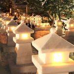 ◆ 喜多方~米沢『冬のイベント』日帰りバスツアー◆ 上杉雪灯篭まつりと全国ラーメンフェスタ