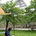 ☆会津若松で楽しむあさたび☆ 鶴ヶ城公園散策と朝ヨガ体験ツアー♪