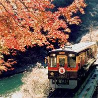 【秋の特選旅行・日帰りコース】 秋の絶景・日光わたらせ鬼怒川日帰り紀行~トロッコ列車に揺られて