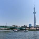 【ベストシーズン・花のたび】 東京水辺ライン