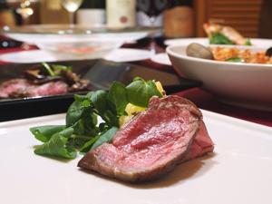 奥田シェフの料理